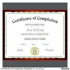 Attendance Certificate Template Template Course Attendance Certificate Template 22