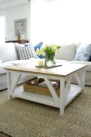 farmhouse coffee table modern farmhouse square coffee table farmhouse coffee table ana white