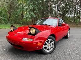 Used 1997 Mazda Mx 5 Miata For Sale In Holland Mi Carsforsale Com