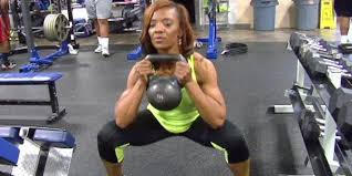 old female body builder proves age