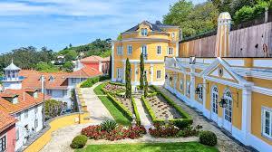 maison de luxe au cœur de sintra portugal