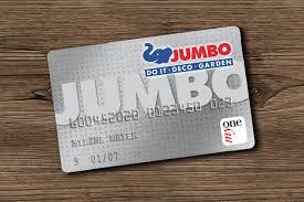 jumbo card