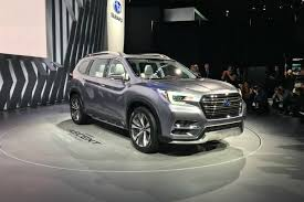 2018 subaru ascent suv. unique subaru and 2018 subaru ascent suv