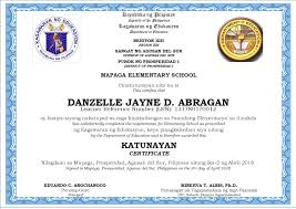 New Kindergarten Certificate & Graduation Program Templates - Deped Lp's