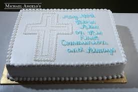 Cross on Sheet Cake 101Religious