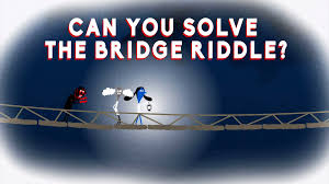 Can you solve the bridge riddle? - Alex Gendler - YouTube