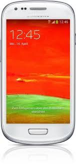 Samsung Galaxy S3 mini Smartphone 10,2 cm weiß: Amazon.de ...