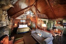 Rustic Cabin Bedroom Decorating Big Cedar Lodge Ozark Lodging Branson Mo