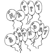 It is still personal and doesn't look like you forgot and just ran to the store, but it is. Happy Birthday Coloring Pages Free Printables