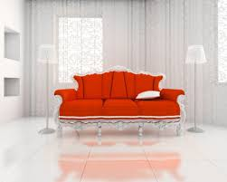 Paint Finish For Living Room Interior Orange Sofa For Innovative House Exclusive Living Room