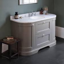 modular bathroom vanity design furniture infinity. Burlington 134 4-Door Curved Vanity Unit And Minerva Worktop With Basin - Dark Olive Modular Bathroom Design Furniture Infinity D