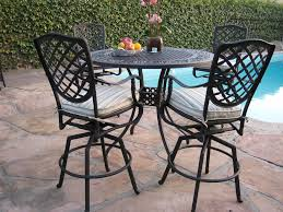 popular of outdoor patio bar stools unique sets swivel counter