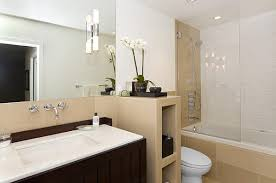 modern bathroom sconce lighting. view in gallery a bathroom sconce modern lighting decoist
