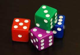 Backgammon Dice Odds Chart Dice Wikipedia