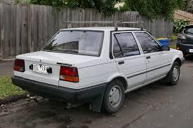 File:1985 Toyota Corolla (AE80) S sedan (2015-07-24).jpg ...