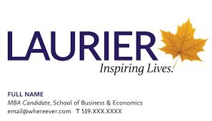 Business Cards Graduate Student Association
