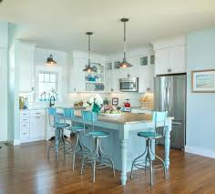 creative lovely ocean kitchen decor beach themed wall small house kitchens colors cabinets coastal living room cabinet stain colors kitchen beach