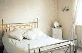Wandgestaltung Schlafzimmer Konzept Wohndesign