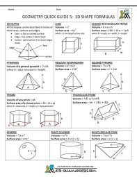 formula sheets for geometry geometry formulas cheat sheet school geometry help geometry