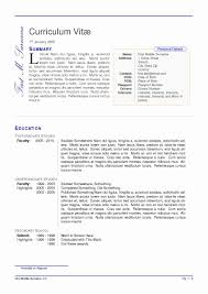 Two Page Resume Examples How to format A Two Page Resume Elegant Examples Two Page Resumes 14