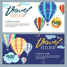 travel voucher template free gift travel voucher template