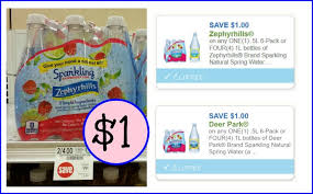 Sparkling Image Coupons Deer Park Zephyrhills Sparkling Water Coupons As Low As
