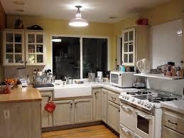 Fluorescent Light Fixtures Kitchen Diy Update Fluorescent Lighting Replace Fluorescent Light Fixture