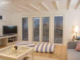 can you fit shutters to patio doors