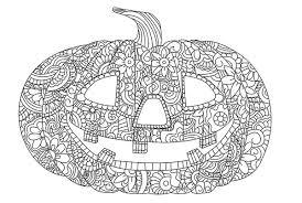 Halloween Skelet Pompoen Kleurplaat Halloween 8 Malvorlagen Geburt
