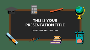 Chalkboard Ppt Theme 50 Free Google Slides Themes For Teachers Powerpoint Keynote