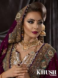 wedding bride hair and makeup by anita pillai makeup artist slough london ilford asian