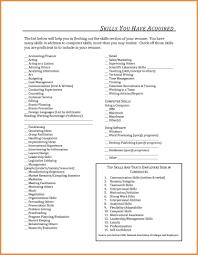 Sample Resume Computer Skills Resume Computer Skills Good Examples List Insi Sevte 35