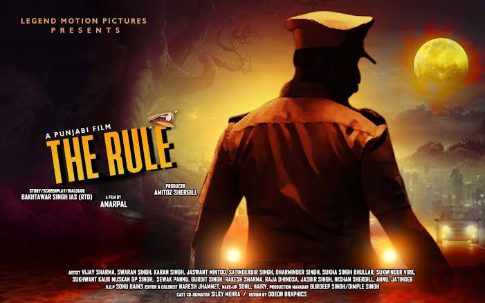 The Rule (2021) Punjabi HGM WEB-DL x264 AAC