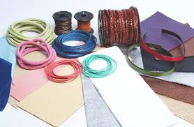 making leather bracelets earrings and leather jewelry making supplies