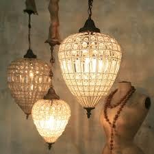 Vintage Lighting Reproduction Eloquence Teardrop Chandelier Midland House Vintage