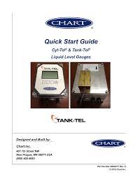 Chart Industries New Prague Quick Start Guide Chart Industries Manualzz Com