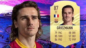 FIFA 21: ANTOINE GRIEZMANN 87 PLAYER REVIEW I FIFA 21 ULTIMATE TEAM -  YouTube