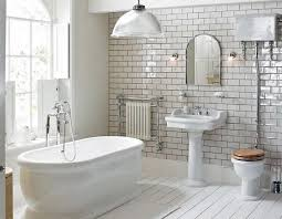 subway tile bathrooms ideas bathroom grey floor tiles small