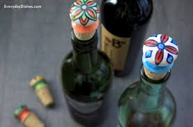 Decorative Bottle Stoppers