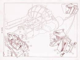 engine mounting canley classics ordering info