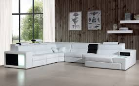 your bookmark products 2 682 00 polaris italian leather sectional