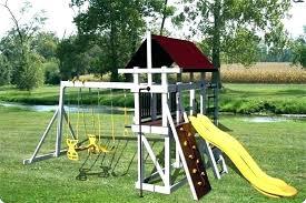 backyard jungle gym build plans diy wooden free kits outdoor cat j