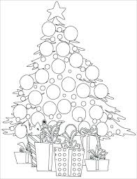 free printable tree colouring pages trees coloring book ornaments page