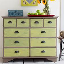 painted dresser