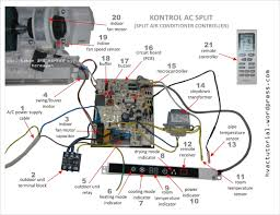 condenser wiring diagram condenser wiring diagrams split air conditioner indoor parts