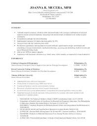 Child Psychologist Sample Resume