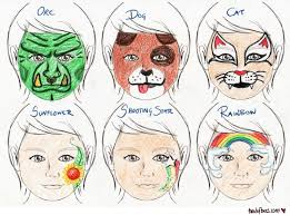 face painting designs 3 of 3
