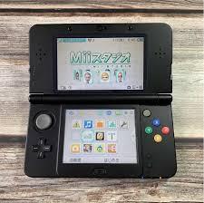 máy chơi game cầm tay Nintendo 3ds với giá rẻ bất ngờ