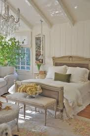 crystal chandelier for french country bedroom with white wooden ceiling