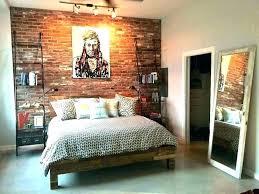 track lighting bedroom. Plain Lighting Master Bedroom Track Lighting Ideas  For Brick Accent Walls On Track Lighting Bedroom